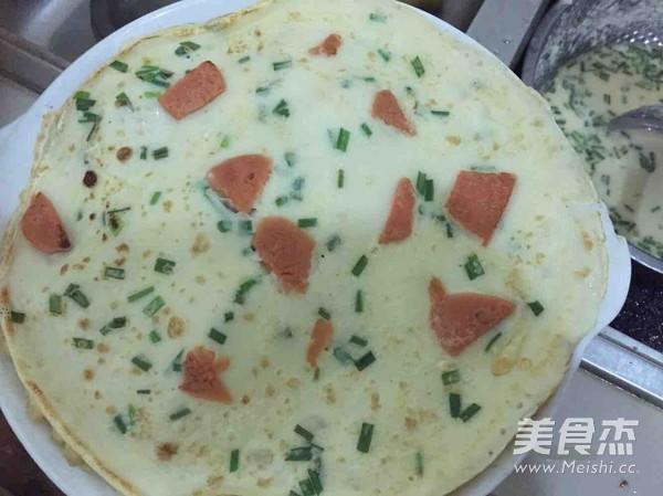 浙江省早点培训班 煎饼的做法_家常煎饼的做法