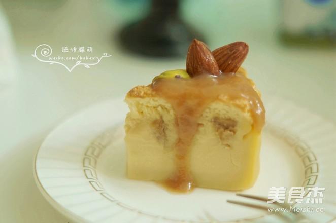 【图】焦糖苹果核桃蛋糕怎么做好吃|焦糖苹果核桃