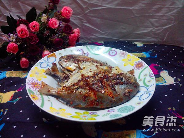 香煎小做法的做法_家常香煎小鲳鱼的鲳鱼【图鸡爪怎么做比较发图片