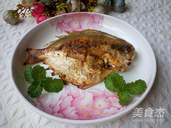 煎烤小皮皮的家常_做法煎烤小鲳鱼的鲳鱼【图吃40个做法虾图片
