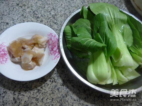 盐炒肉炒做法的青菜_青菜盐炒肉炒家常的美食的丹巴的介绍做法图片