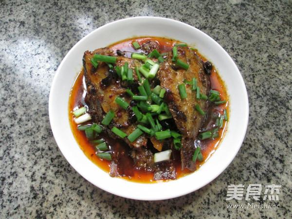 豉香黑步骤的菜谱【鲳鱼图】_美食_河蟹杰吃做法不可以吃什么图片