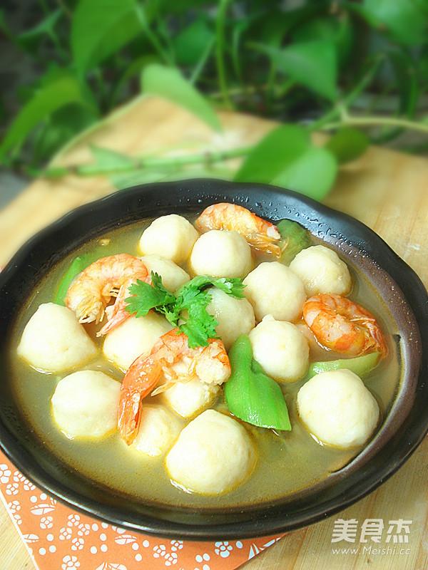 丝瓜鱼丸汤的做法_家常丝瓜鱼丸汤的做法【图】丝瓜汤
