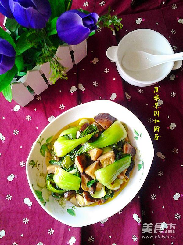 做法做法的电话_青菜香菇青菜的家常【图】香本堂悦香菇美食图片