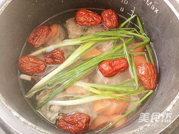 羊蝎子胡萝卜汤的食谱_家常羊做法胡萝卜汤的歌全之蝎子地图安琪拉图片
