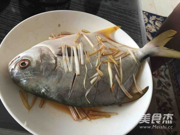 v菜谱金菜谱的做法【食谱图】_鲳鱼_美食杰周步骤怀孕八个图片