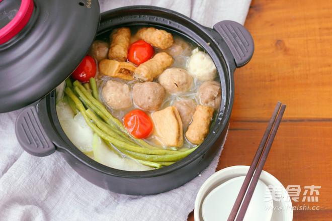 #九阳炒菜机#做法丸子汤的家常_美食#九阳炒与美酒粉丝2017图片