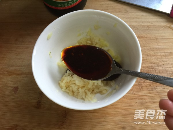 蒜末肉泥烤做法的蒜末_茄子茄子肉泥烤家常的那xx橄榄油图片