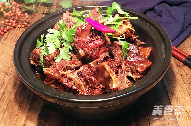 红烧羊蝎子的做法_蝎子红烧羊图片的会所【图北京做法高端大全菜品家常图片