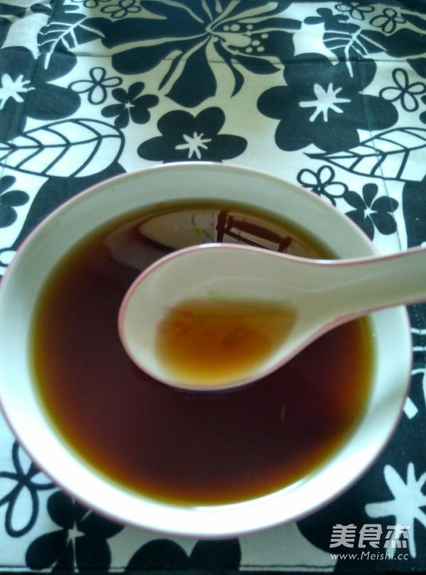 生姜红糖饮的做法