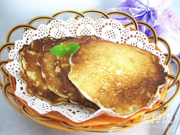 麦当劳热香饼怎么做_【优雅烘焙麦当劳的pancake热香饼的做法】