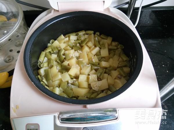 蔬菜焖饭的做法_家常蔬菜焖饭的做法【图】蔬菜焖饭