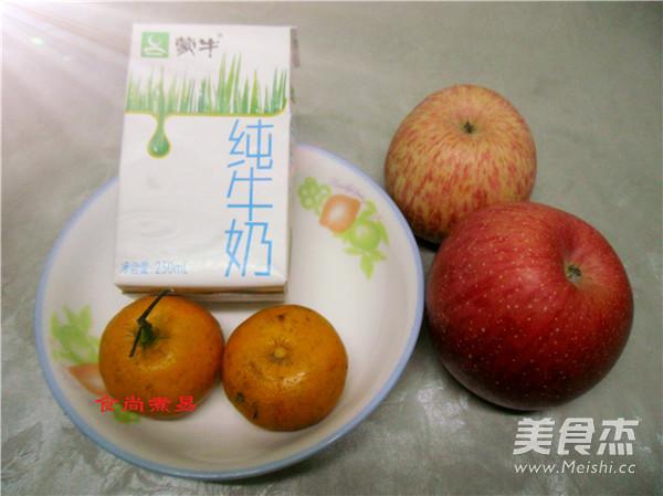苹果橘子果酱的做法【步骤图】_菜谱_美食杰