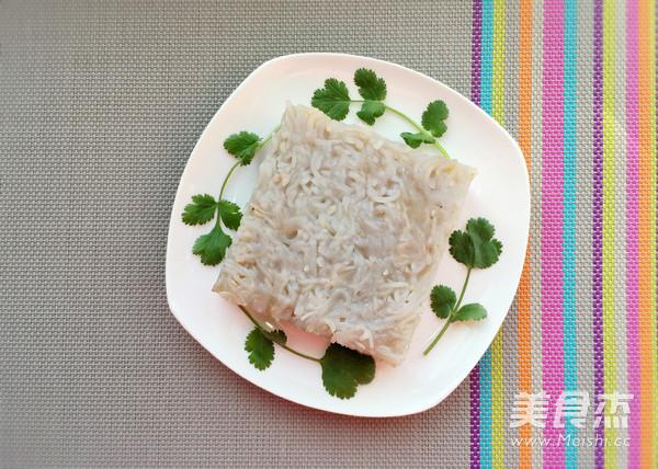 皮渣烩菜的做法