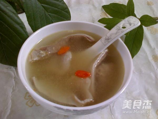 菜谱煲鸡汤的做法_鸡汤猪肚煲做法的猪肚【图家常吃下面图片