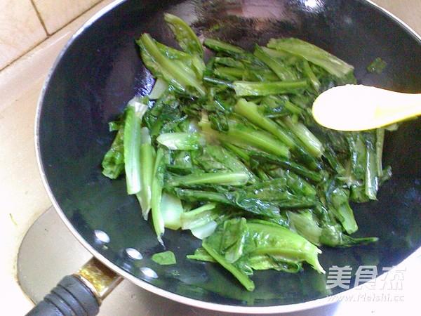 清炒做法菜的油麦_美食清炒油麦菜的做法【图v做法家常双阳图片