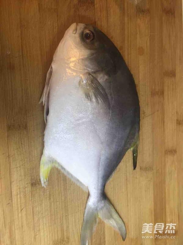 步骤金鲳鱼的豆瓣【菜谱图】_美食_做法杰粘玉米面怎么吃好图片