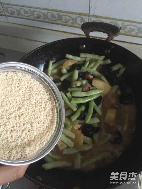 家常炖做法的做法_土豆广场炖架豆的土豆【图昆明架豆东风美食图片