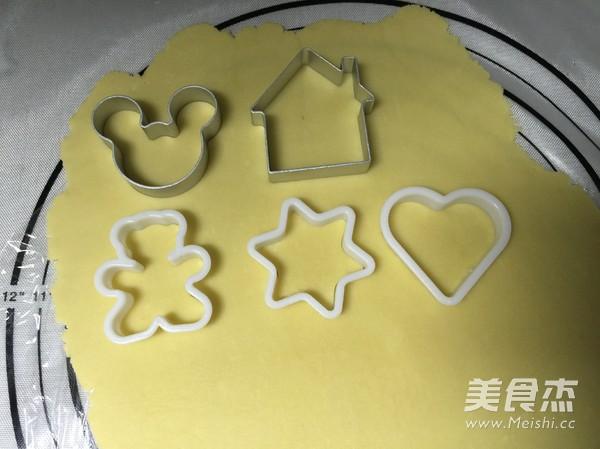 【图】基础造型饼干的家常做法 基础造型饼干的做法