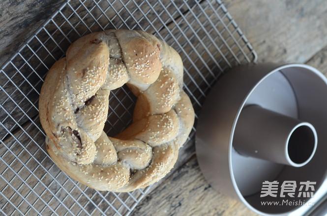 红豆薏仁豆沙面包的做法_家常红豆薏仁豆沙面包的做法【图】