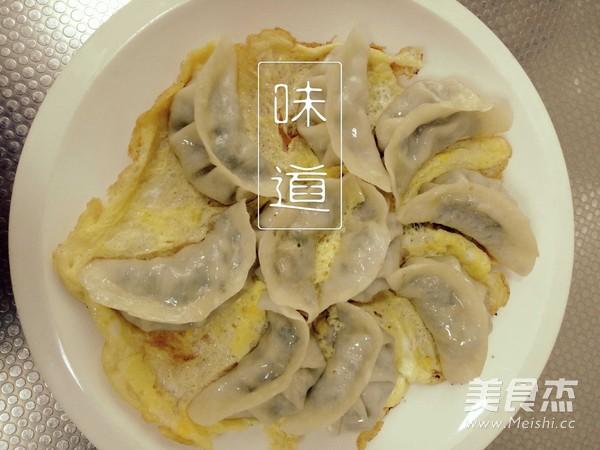 蛋皮煎餃的做法_家常蛋皮煎餃的做法【圖】