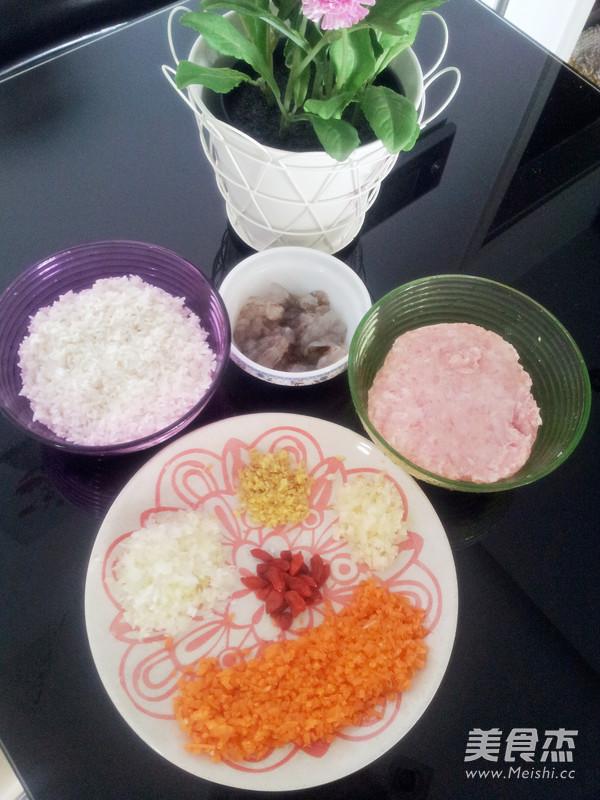 珍珠虾仁丸子的做法 家常珍珠虾仁丸子的做法