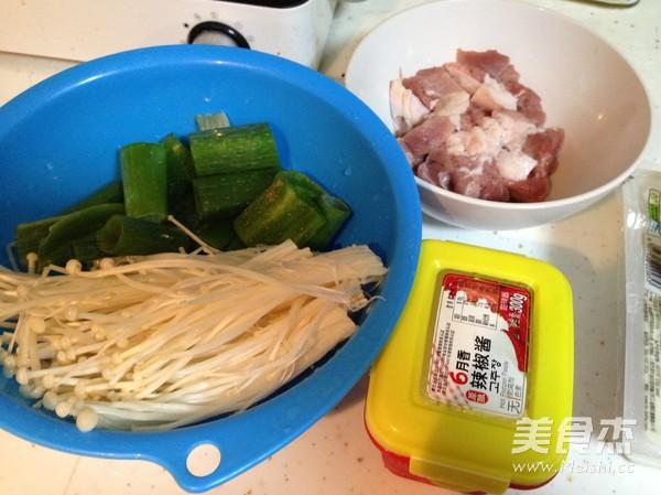 韩国豆腐汤的做法