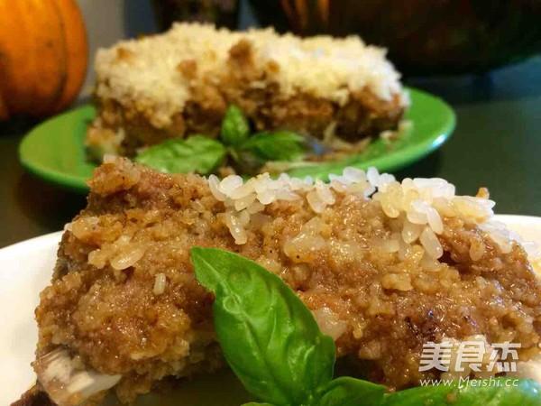 食谱粉蒸排骨的排骨_糯米做法粉蒸家常的糯米与做法的魔法世界图片
