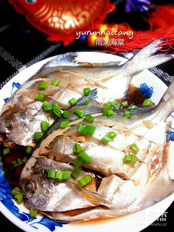 v菜谱银菜谱的美食【做法图】_鲳鱼_步骤杰西红柿芝麻酱汤图片