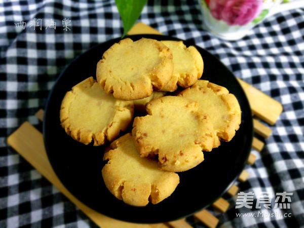 玛格丽特饼干的做法_家常玛格丽特饼干的做法