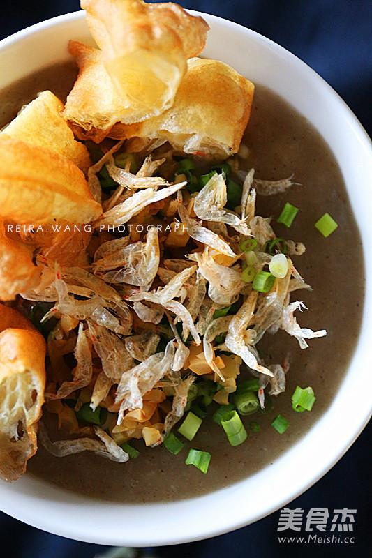 武汉特色小吃 鲜鱼糊汤粉的做法