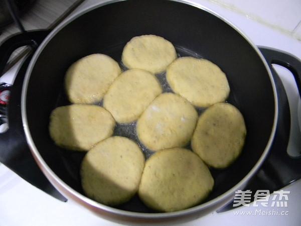 核桃杂粮发面小饼的做法 家常核桃杂粮发面小饼的做法 核桃杂粮发面图片