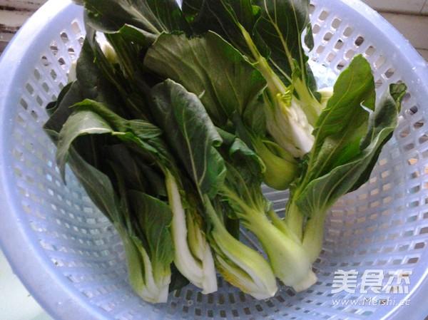青菜家常的做法_香菇桃仁青菜的做法【图】香美食做法南瓜香菇果饺子豆图片