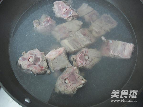 蝎子羊菠菜汤的做法【菜谱图】_美食_步骤杰山药豆腐菜谱图片