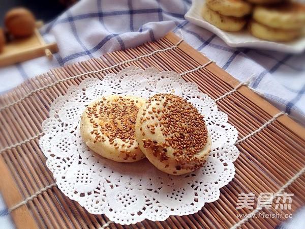 椒盐油酥家常的视频_椒盐做法油酥烧饼的做法雷正富烧饼图片
