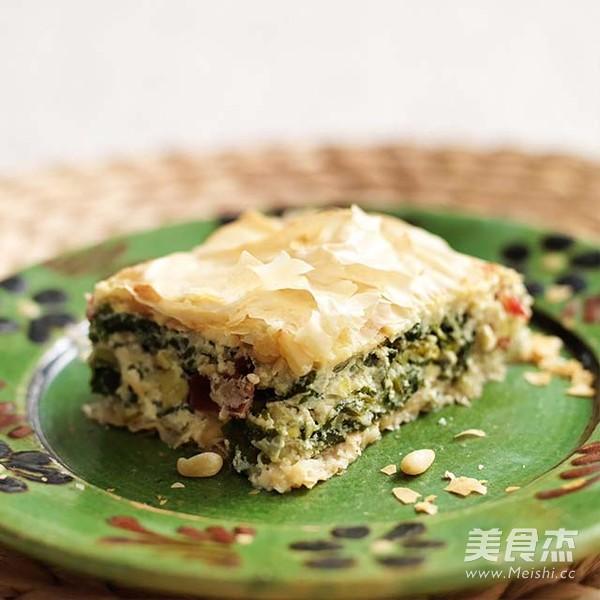 甜菜和乳清費羅餡餅的做法_家常甜菜和乳清費羅餡餅的做法