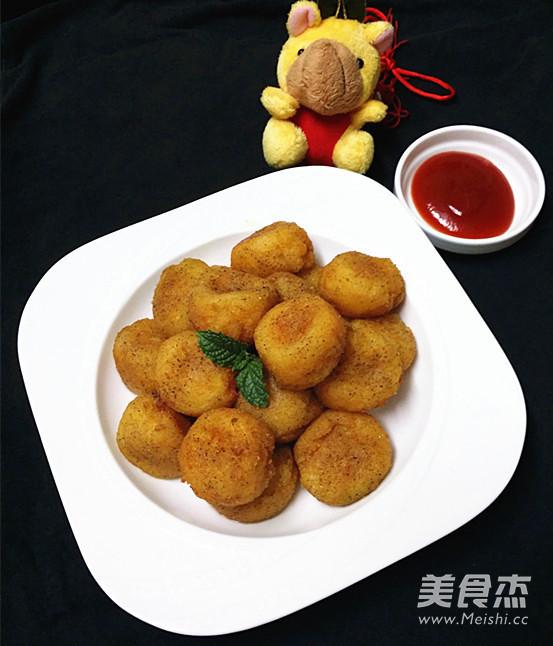 麻辣土豆球的做法 家常麻辣土豆球的做法 麻辣土豆球的家常做法大全
