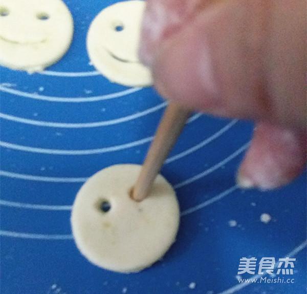 【图】鸡蛋笑脸饼干的吃法|鸡蛋笑脸饼干的做法大全