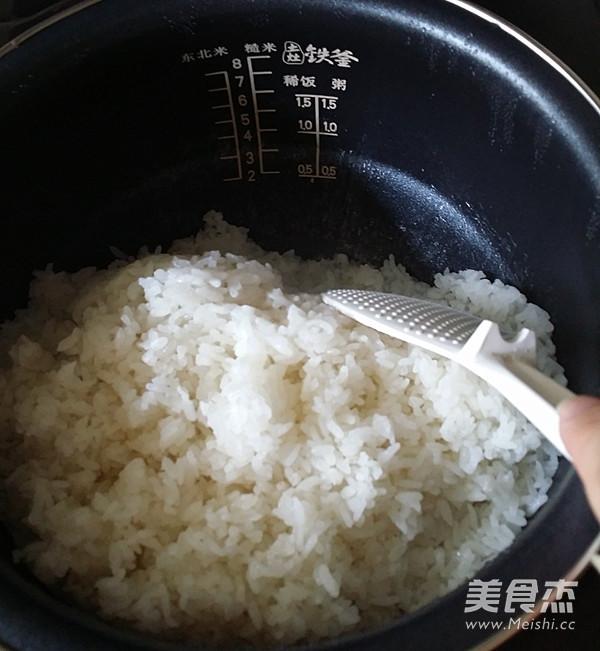 软米饭怎么做步骤图解