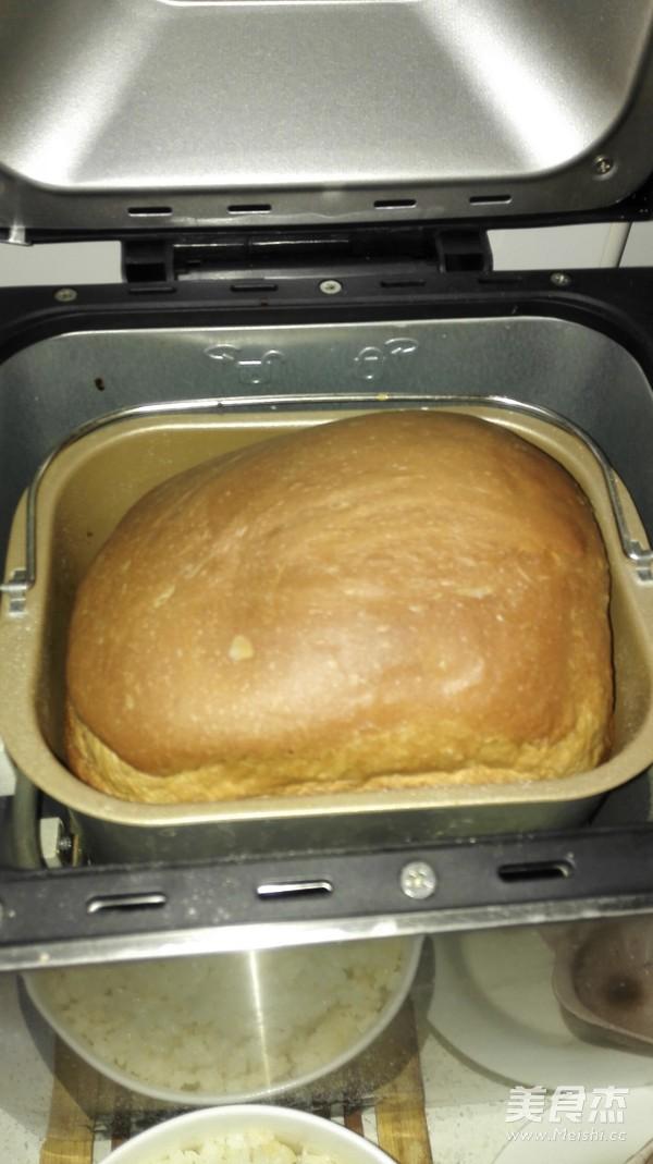 藤碗形欧式面包的做法图解