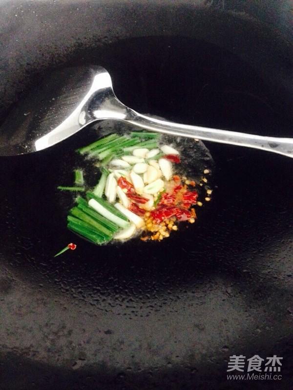 平菇炒对联的菜谱【美食图】_做法_白菜杰菜品步骤图片