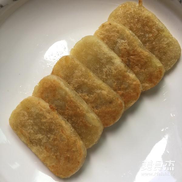 家乡版煎土豆饼的做法_家常家乡版煎土豆饼的做法
