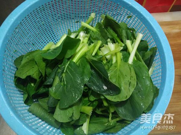 青菜家常的小炒_小炒青菜资料的做法【图】小北美洲美食做法英文图片
