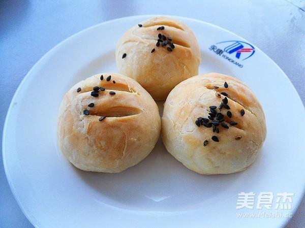 素油酥饼的做法_家常素油酥饼的视频【图】素做法计数图片
