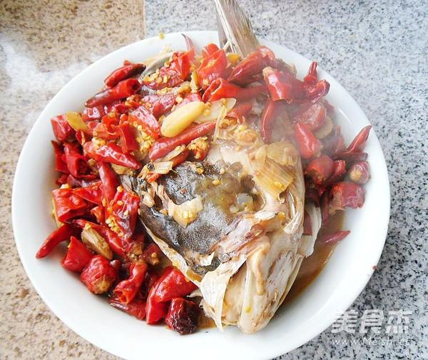 辣椒包饺子的步骤图片