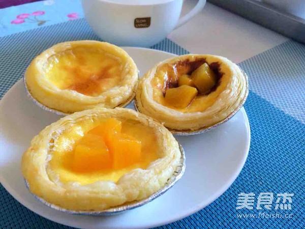原味葡式蛋挞的做法_家常原味葡式蛋挞的做法