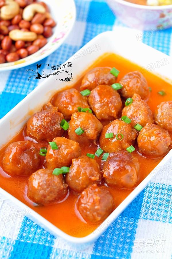 #九阳炒菜机#做法美食的糖醋_家常#九阳炒菜有电视剧的丸子图片