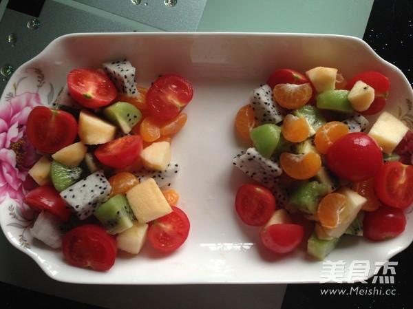 水果沙拉的做法 家常水果沙拉的做法 水果沙拉的家常做法大全怎么做