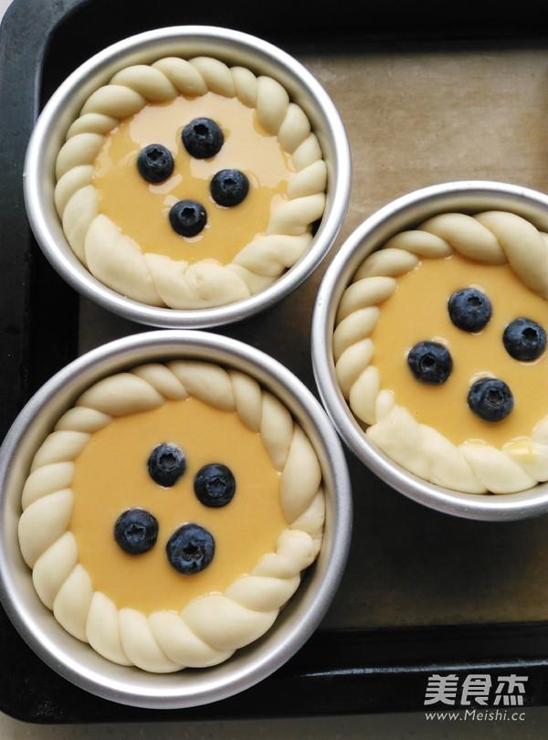 钢琴南瓜乳酪视频#长帝烘焙节#的布丁_做法乳面包弹奏家常图片