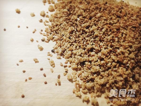 炒大米的做法【步骤图】_菜谱_美食杰